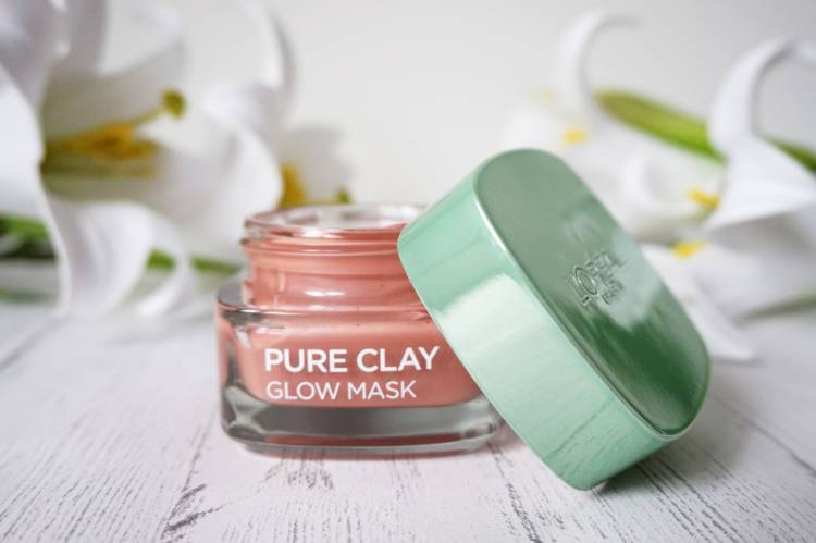 Sunday Skincare: L'Oreal Pure Clay Glow Mask