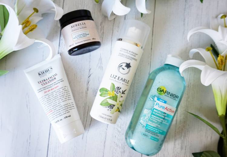 Sunday Skincare: My Favourite Cleansers
