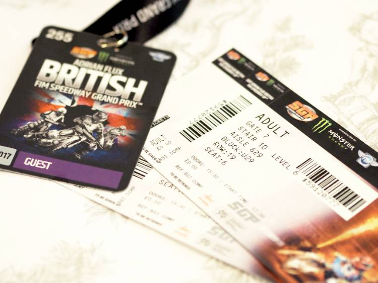 British Speedway Grand Prix, SpeedwayGP, Cardiff, Principality Stadium, Tai Woffinden, Days Out, South Wales, Wales Blogger Network
