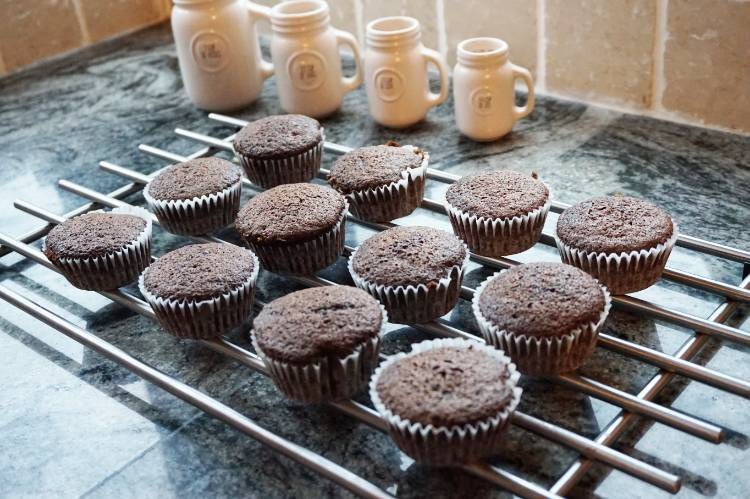 Ultimate Chocolate Overload Cupcakes