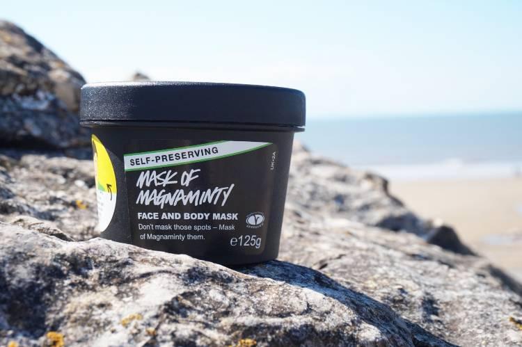 Sunday Skincare: Lush – Mask of Magnaminty
