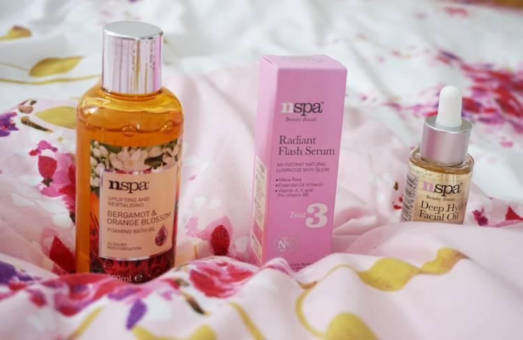 Skincare Sunday: nSpa – Oils and Serums