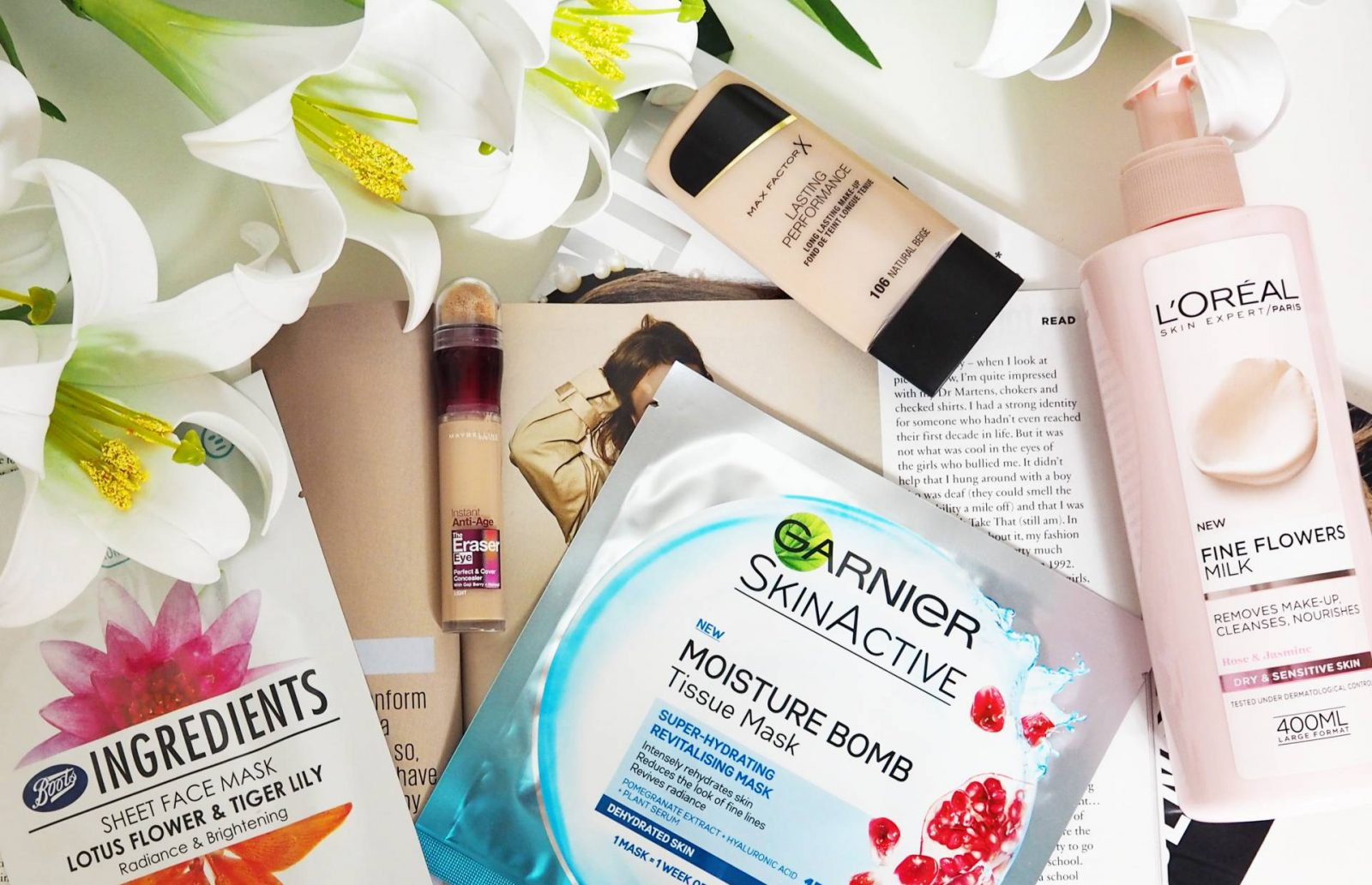 February Drug Store Beauty Buys