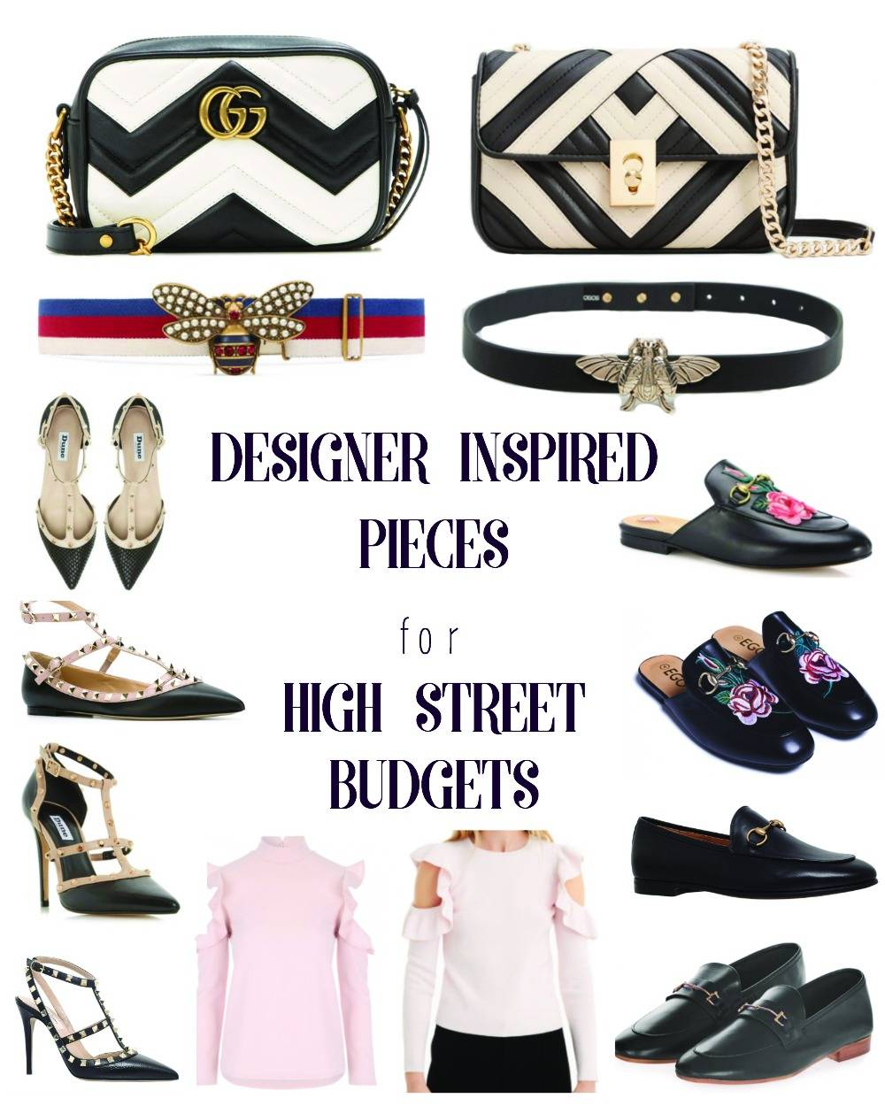 Designer Inspired Pieces