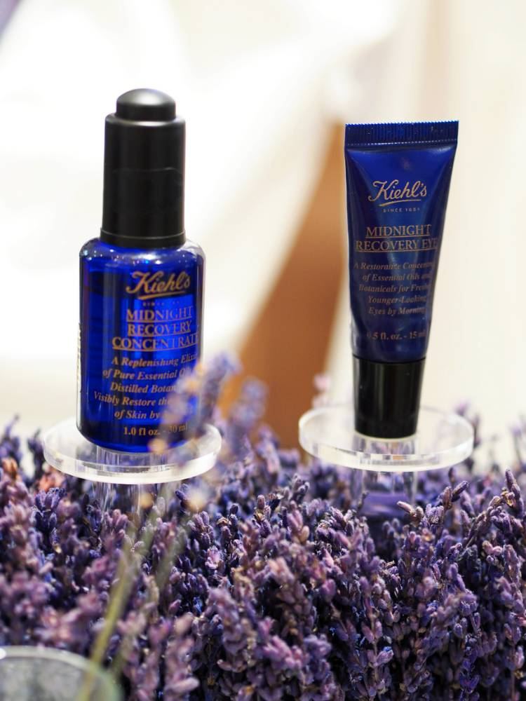 Kiehls, Skincare, Beauty, Midnight Recovery Oil, Calendula, Serum, moisturiser, cleanser, Ultra face cream, face mask, sensitive skin, rosacea, combination skin, skin hydration