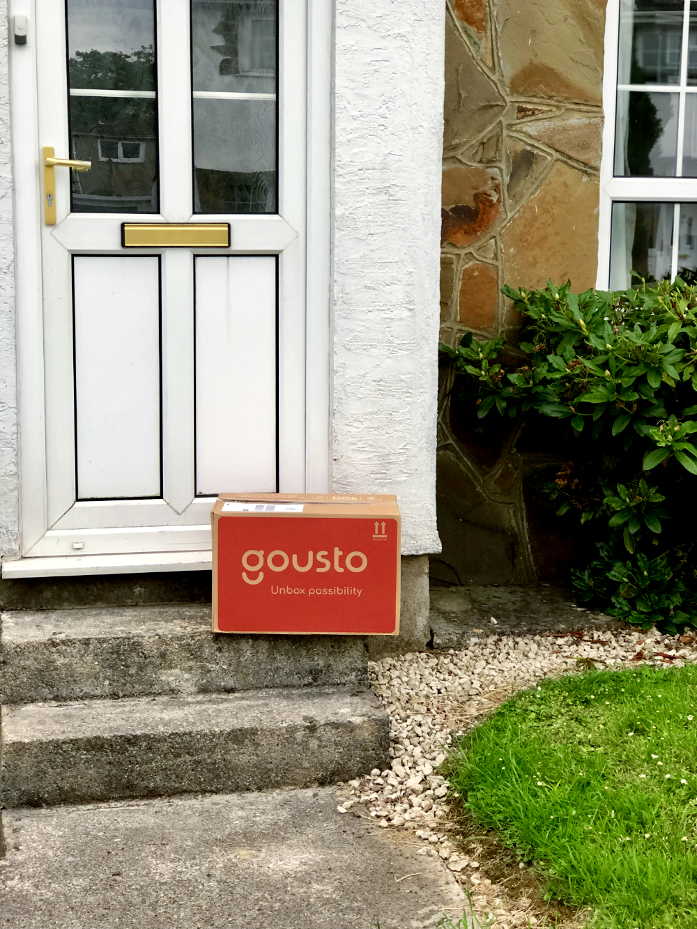 Gousto box, fresh food, recipe ideas, easy cooking, home-made food, sustainability, discount code, fresh ingredients, family meal ideas, global kitchen, burgers, curry, orzo, money off, first impressions, review, money saving